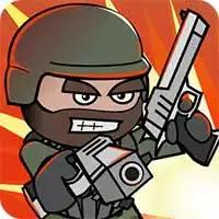 Doodle Army 2 Mini Militia 5.3.4 Apk Mod (Pro Pack Unlocked) Android