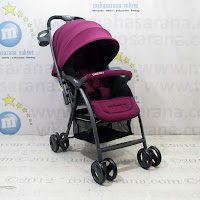purple_citilite_babyelle_stroller