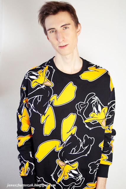 bluza z kaczorem Daffi