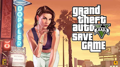 gta v 100 percent save file