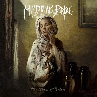 "Το album των My Dying Bride ""The Ghost of Orion"""