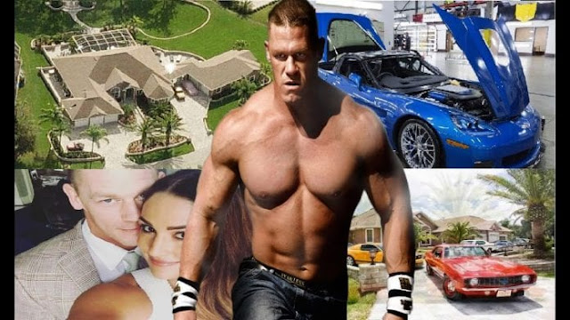 John Cena Net Worth $75 Million. StrengthFighter.com