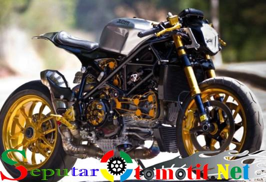 Modifikasi Motor Honda CB150 R Gaya StreetFire