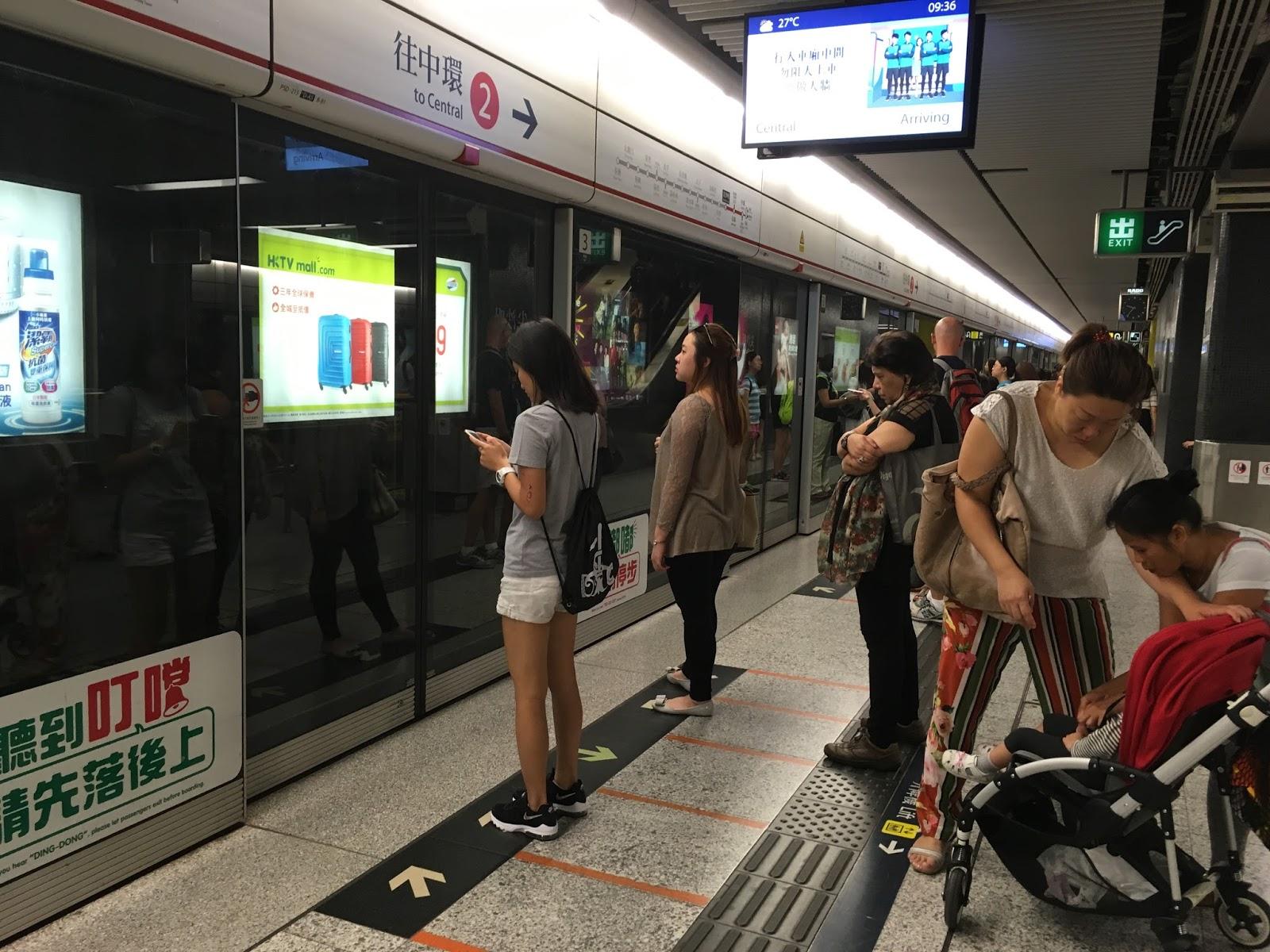 Hongkong metró