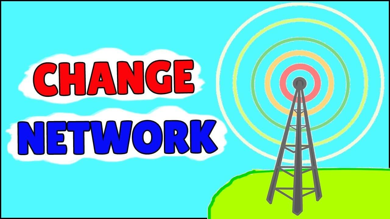 merubah konfigurasi jaringan