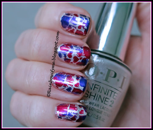OPI: Naughty Or Ice