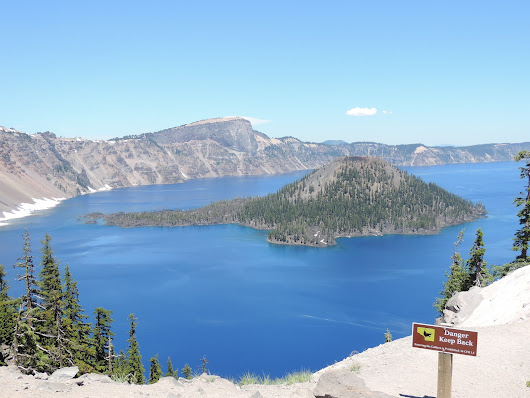 More of Stunning Crater Lake