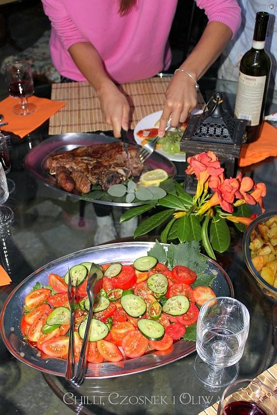 kolacja toskanska