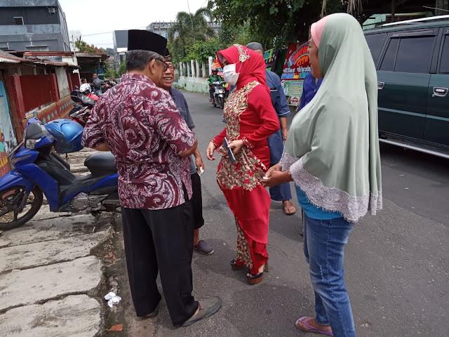 Dokter Zam menjalin silaturahmi dengan warga Kedaton, Bandar Lampung