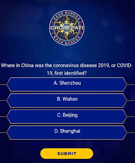 Where in China was the coronavirus disease 2019, or COVID-19, first identified?