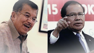 JK Sebut Rizal Ramli Omong Besar,..