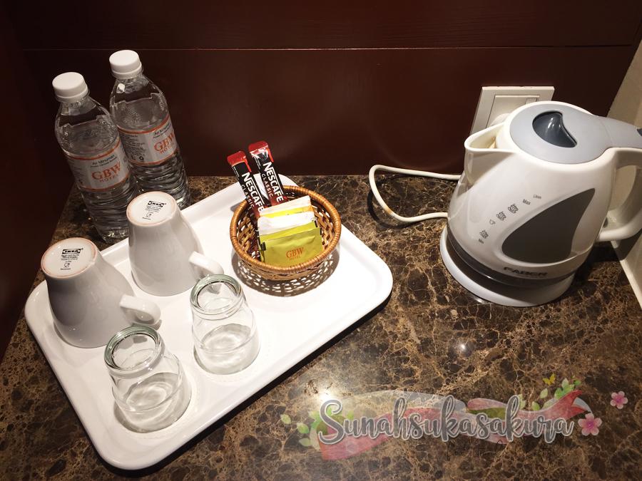 Staycation 2 Hari 1 Malam di Deluxe Room, GBW Hotel, Johor Bahru