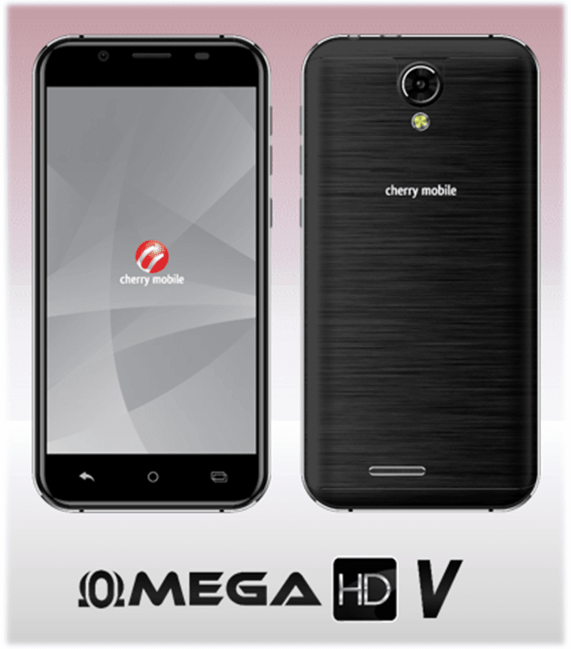 Cherry Mobile Omega HD V (Go edition) is now available!