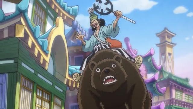 One Piece Episode 939