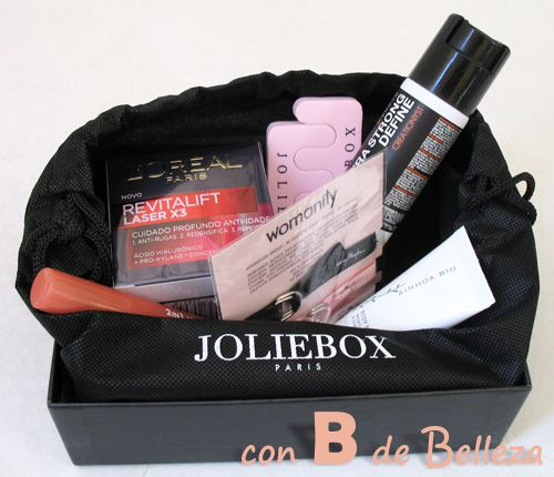 JolieBox Julio