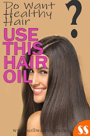 Need Healthy Hair? Use This Oil