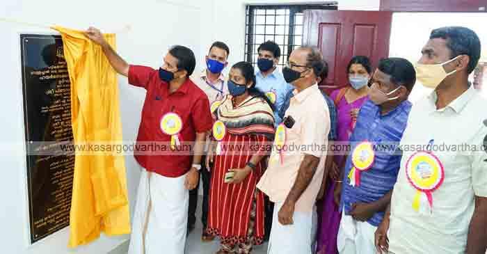 Kerala, Kasaragod, News, Vellachal Model Residential School now owns a three-storey Higher Secondary Hostel.