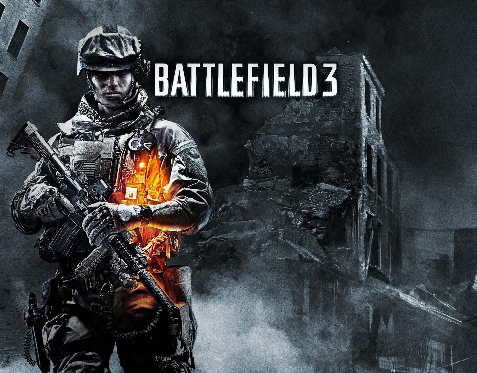 Crack Battlefield 3 Download - FireSlim