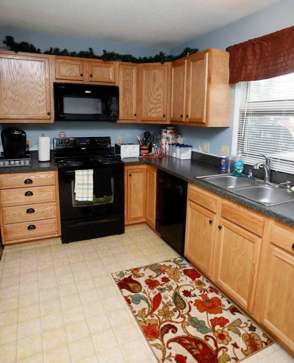 wood kitchen cabinets ideas
