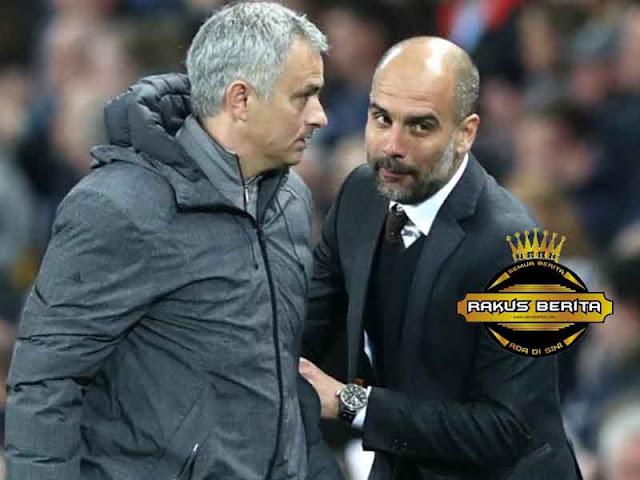 Guardiola 'Musim Masih Belum Usai Mourinho!'