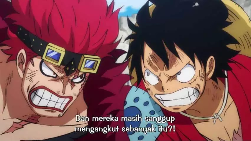 One Piece Episode 919 Subtitle Indonesia