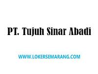Lowongan Kerja Sales Project Semarang di PT Tujuh Sinar Abadi