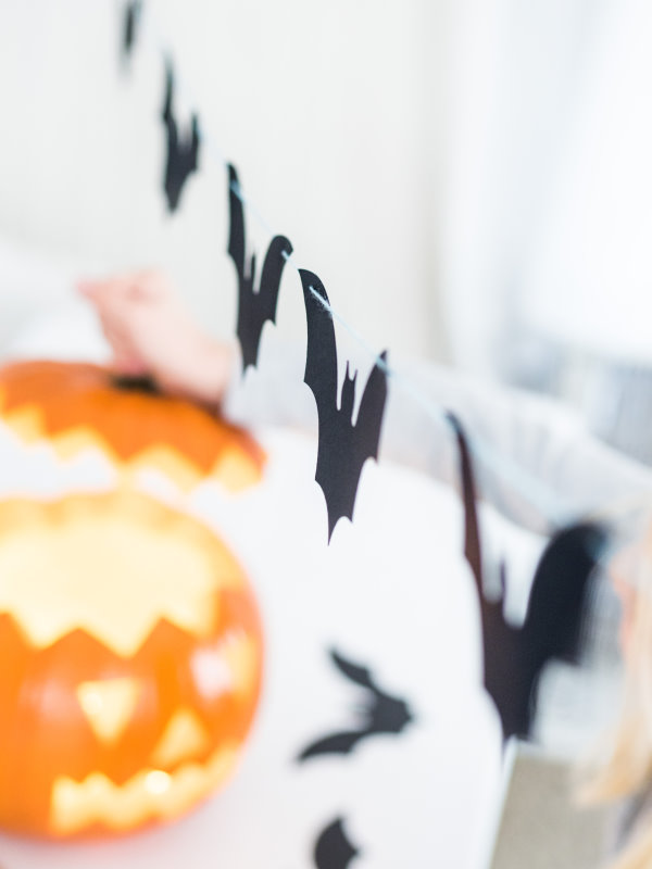 DIY Halloween-Dekoration
