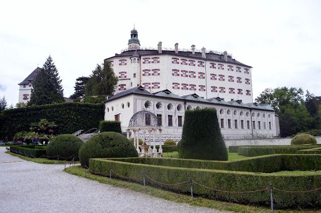 castelli tirolo austriaco
