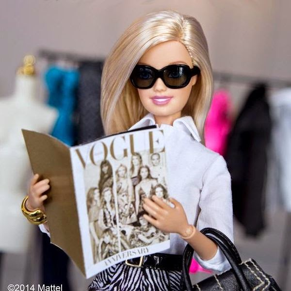 Copie o look da Barbie