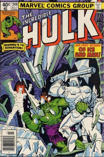 Incredible Hulk #249