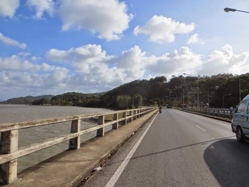 Мост на остров