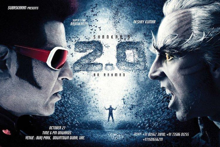 Climax of Rajnikanth's 2.0 Will Be A Visual Feast!