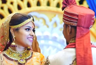 Nalunggu Sangeet Wedding Reception Highlights Of Nelson & Puspamani