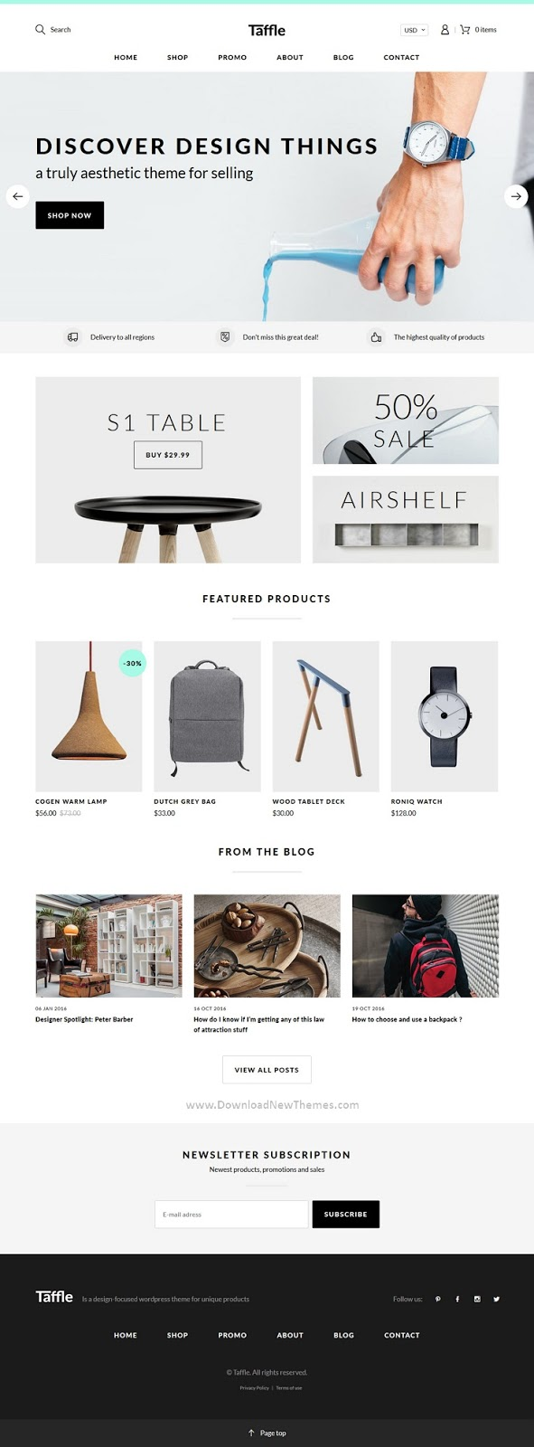 Clean eCommerce (hop Template