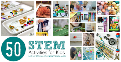 50 STEM Activities for Kids