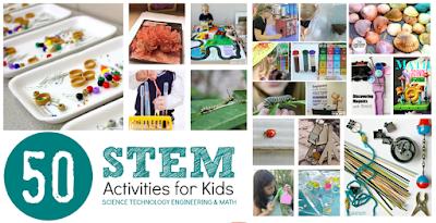 50 STEM Activities for Kids