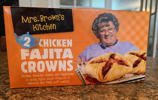 Mrs Brown's Kitchen - Chicken Fajita Crown
