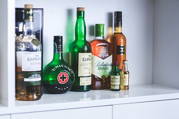 Is alcohol destroyed virus germs in our body?