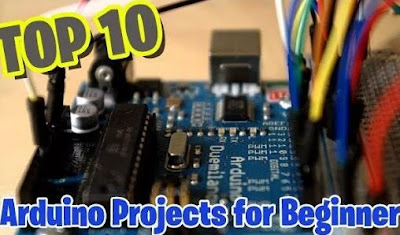 Top 10 Arduino Projects for Beginner