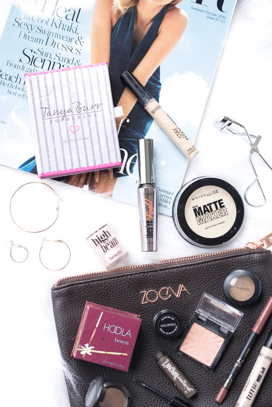 JUNE'S MAKE UP BAG