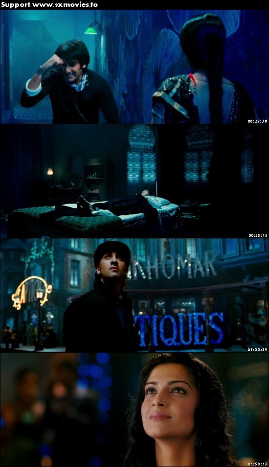 Saawariya 2007 Hindi 480p BluRay 400mb