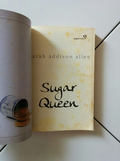 Sugar Queen Penulis Sarah Addison Allen