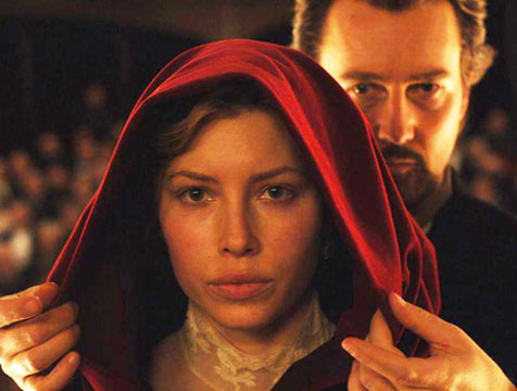 Sophie von Teschen y Eisenheim en El ilusionista - Cine de Escritor