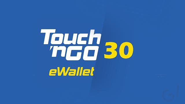 Cara Mendapatkan e-Tunai Rakyat RM30 TNG eWallet