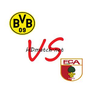 مشاهدة مباراة أوجسبورج وبوروسيا دورتموند اون لاين اليوم تاريخ 15-1-2020 بث مباشر الدوري الالماني fc augsburg vs bv borussia dortmund