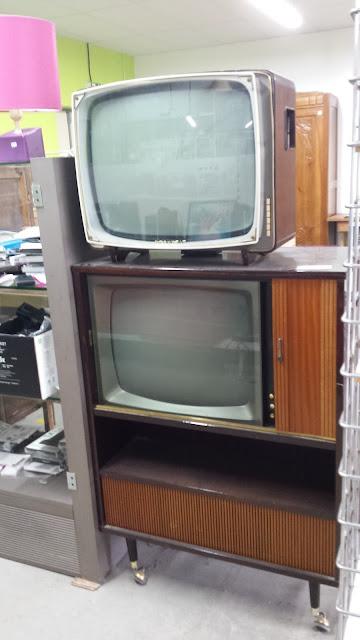 télévision années 60