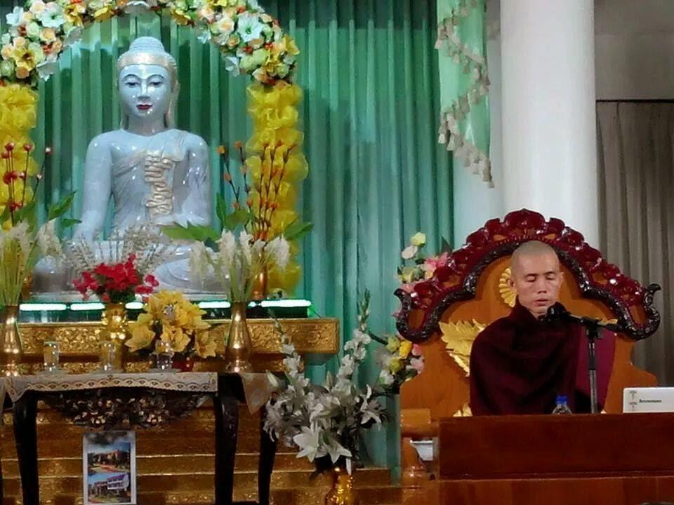 Sayadaw Ashin Uttamasara   Thabarwa Centre   Page 10