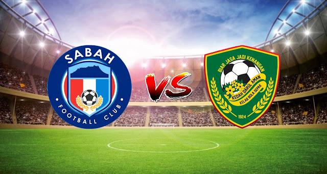 Live Streaming Sabah FC vs Kedah Darul Aman FC 8.5.2021 Liga Super