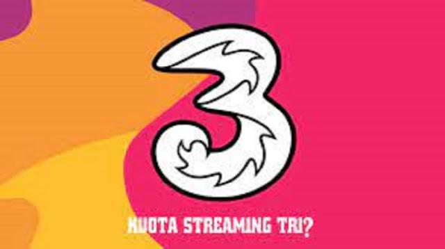 Kuota Streaming 3