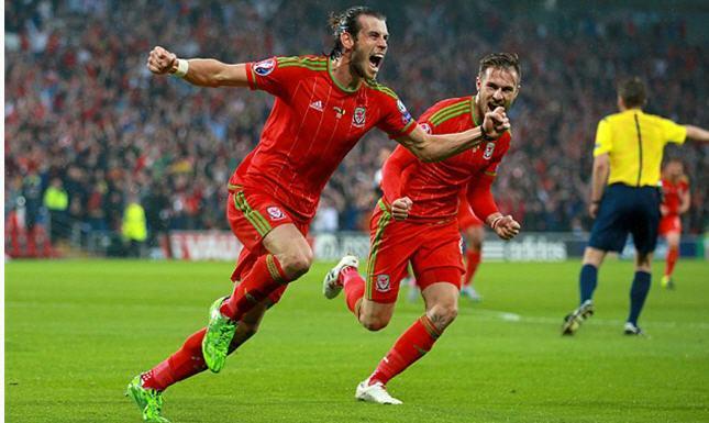 في آخر مشاركة له في بطولات أوروبا: ينجح فريق «ويلز» في التأهل إلى رُبْع النهائى في يورو 2016